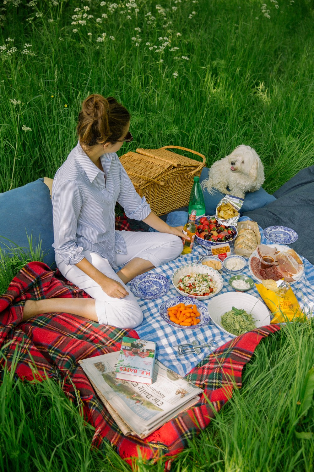 A Picnic For Two -4