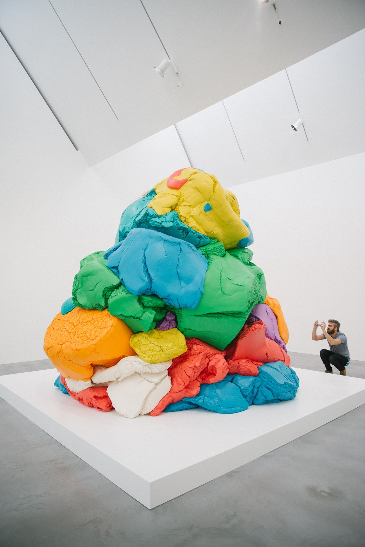 Jeff Koons London -18