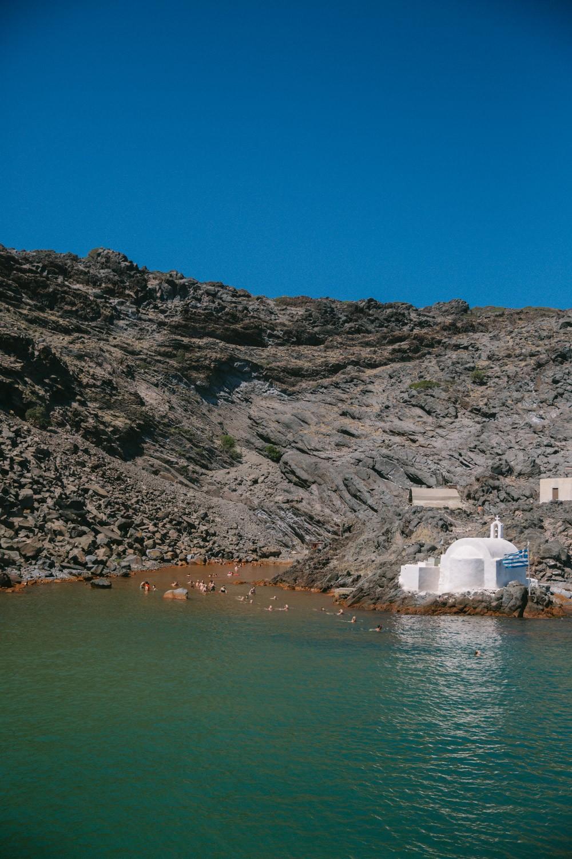 Santorini Boat Trip -10