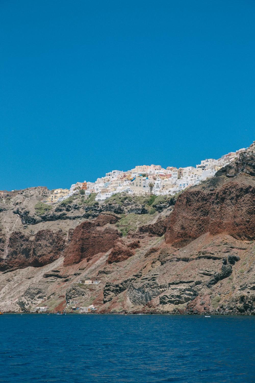 Santorini Boat Trip -14