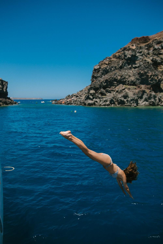 Santorini Boat Trip -15