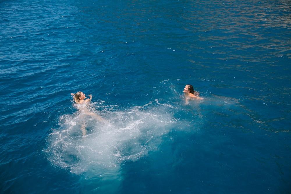 Santorini Boat Trip -16
