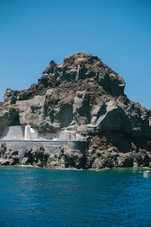 Santorini Boat Trip -17