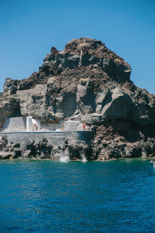 Santorini Boat Trip -19