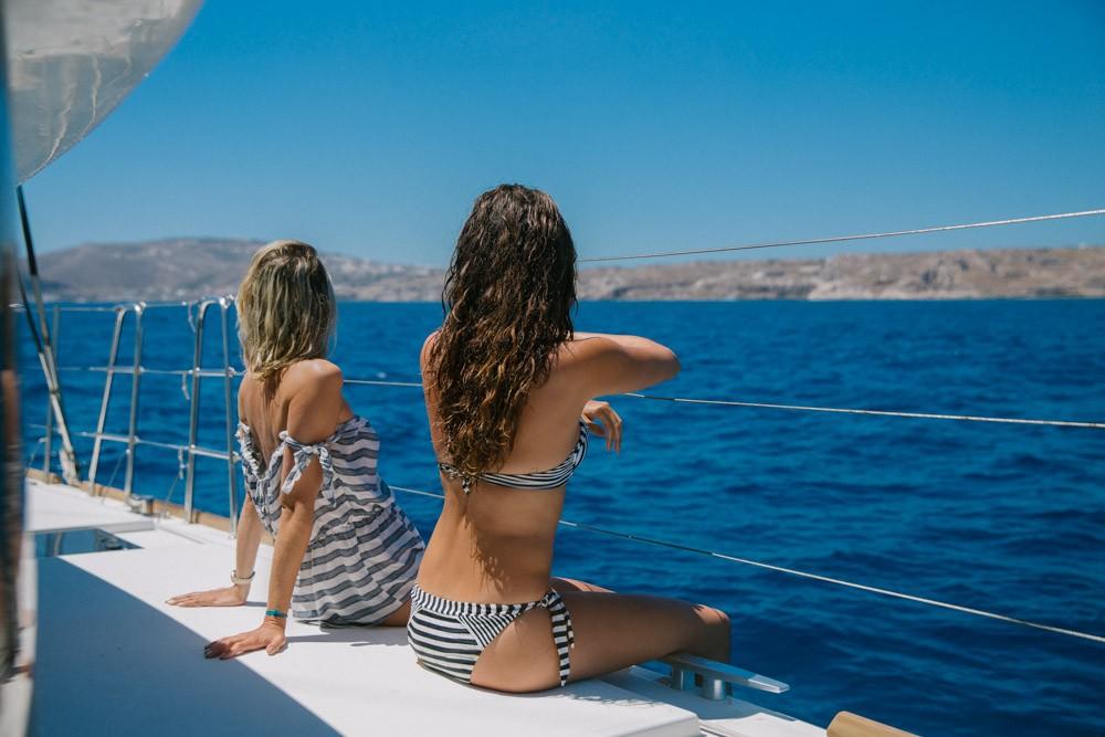 Santorini Boat Trip -23