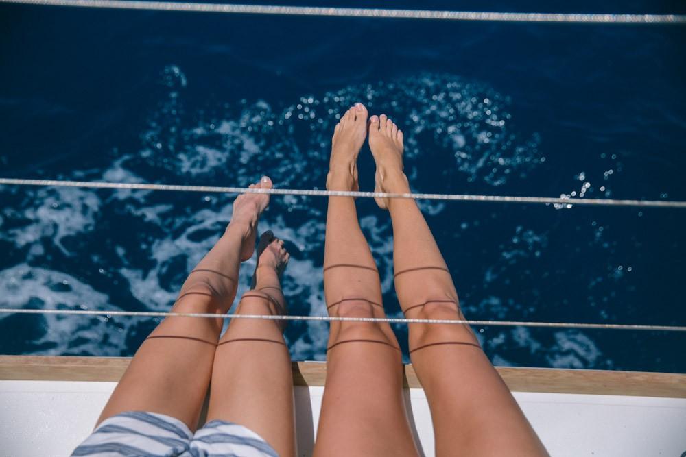 Santorini Boat Trip -24