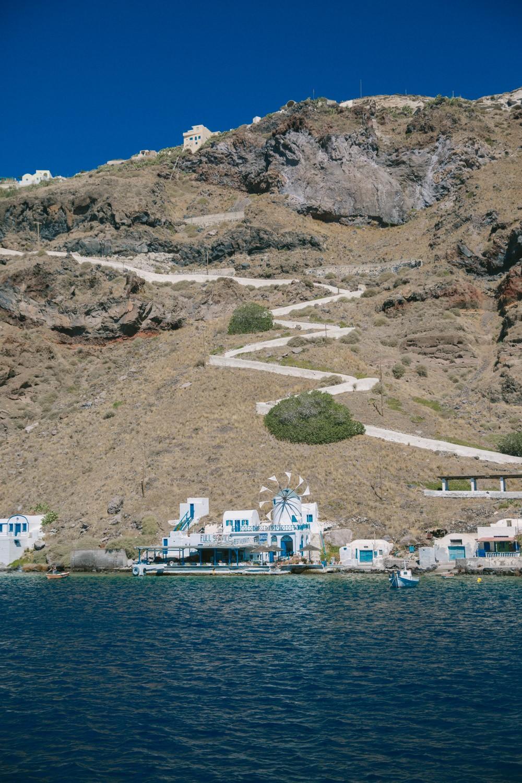 Santorini Boat Trip -3