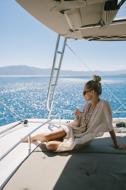 Santorini Boat Trip -4