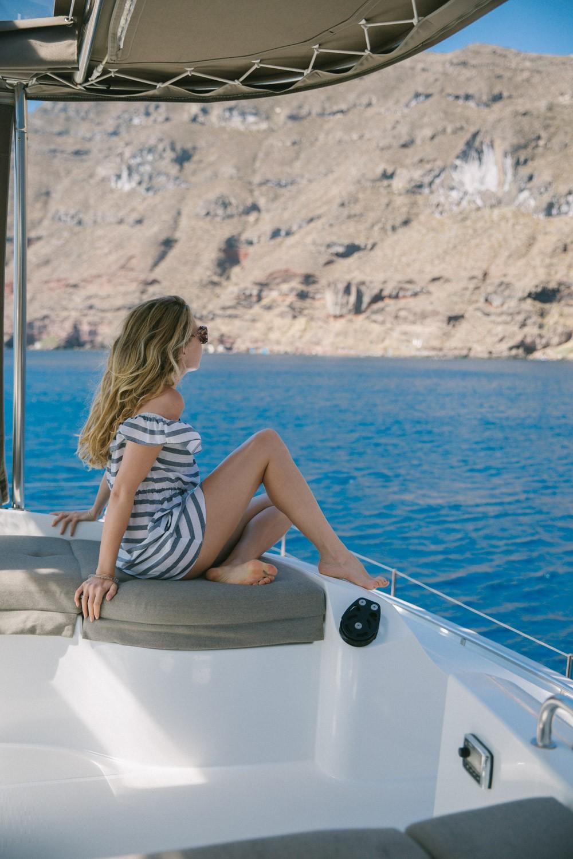 Santorini Boat Trip -5