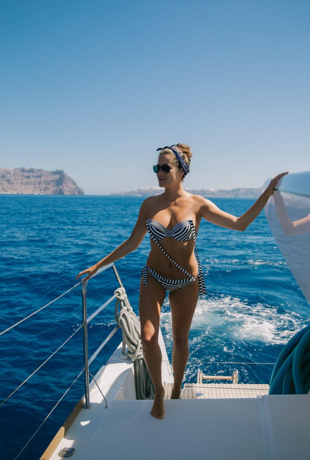 Santorini Boat Trip -7