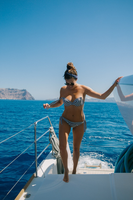 Santorini Boat Trip -8