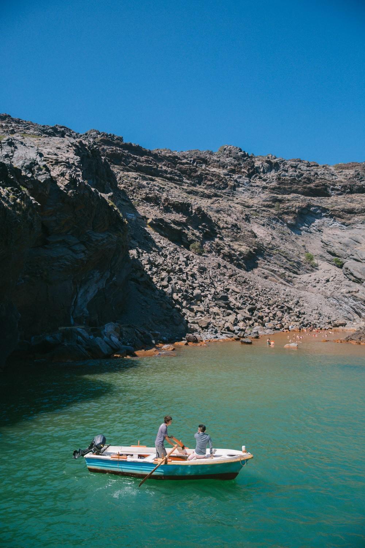 Santorini Boat Trip -9