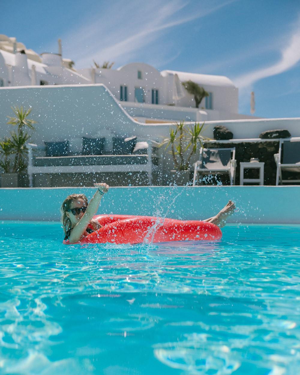 Santorini Hotel -41