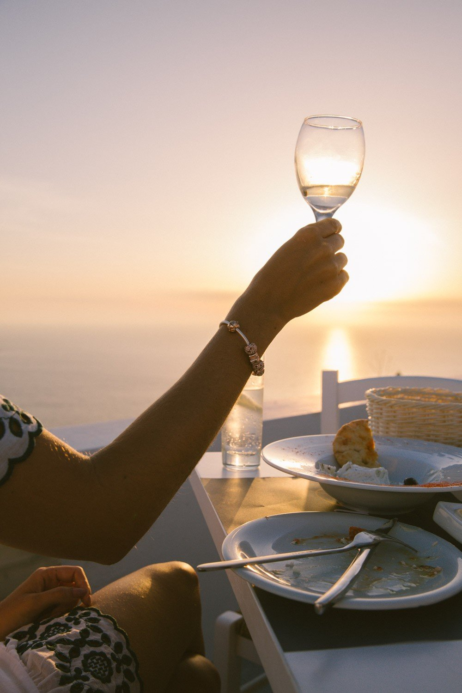 Santorini Sunsets-28