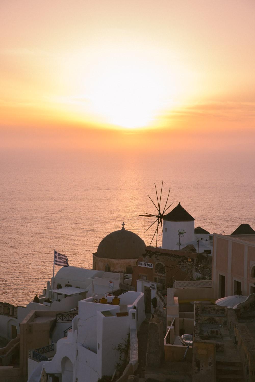 Santorini Sunsets-31