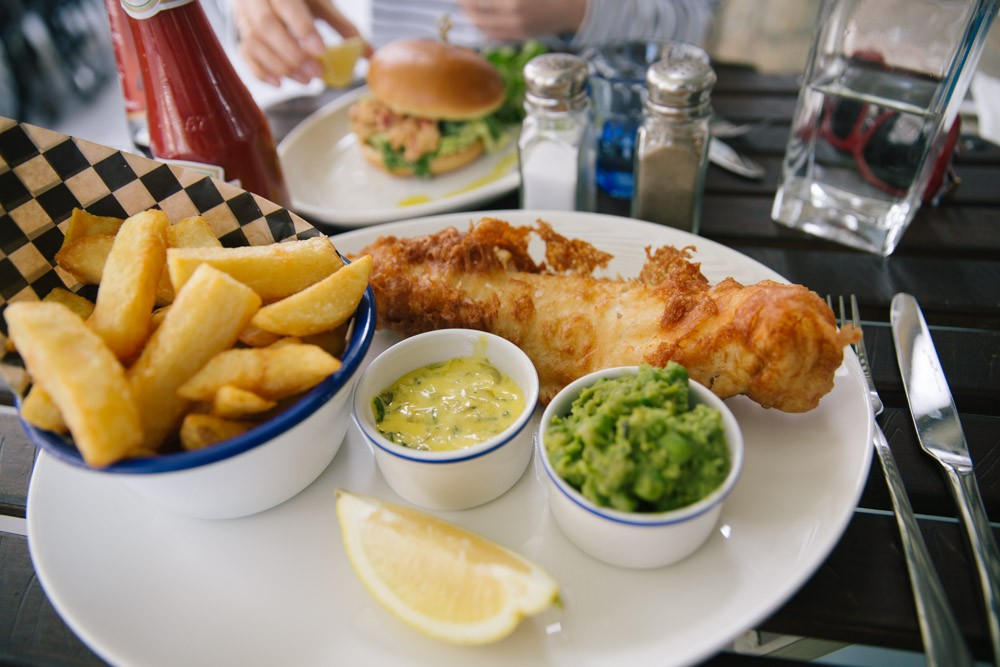 Fish n Chips in Notting Hill-10