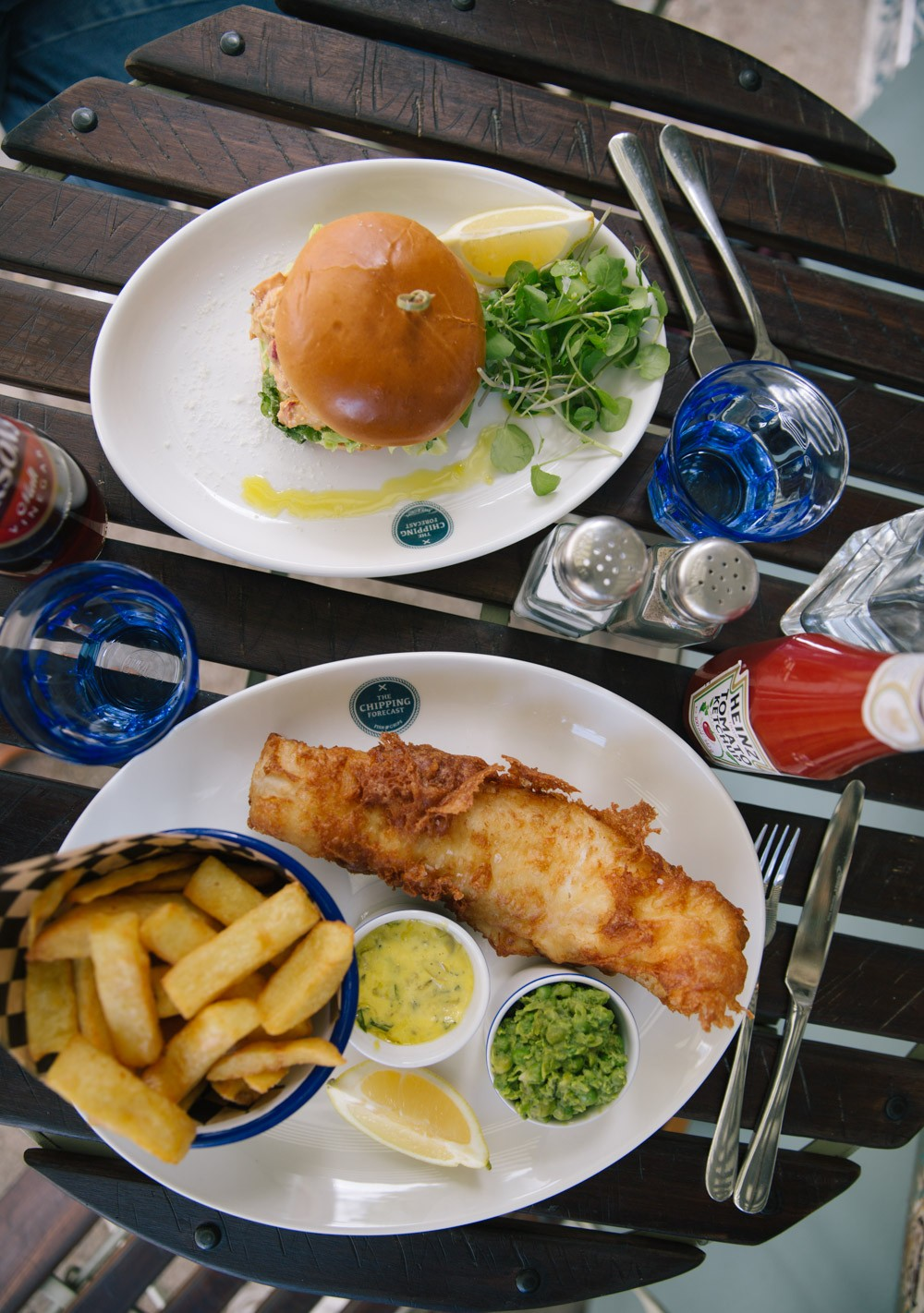 Fish n Chips in Notting Hill-8