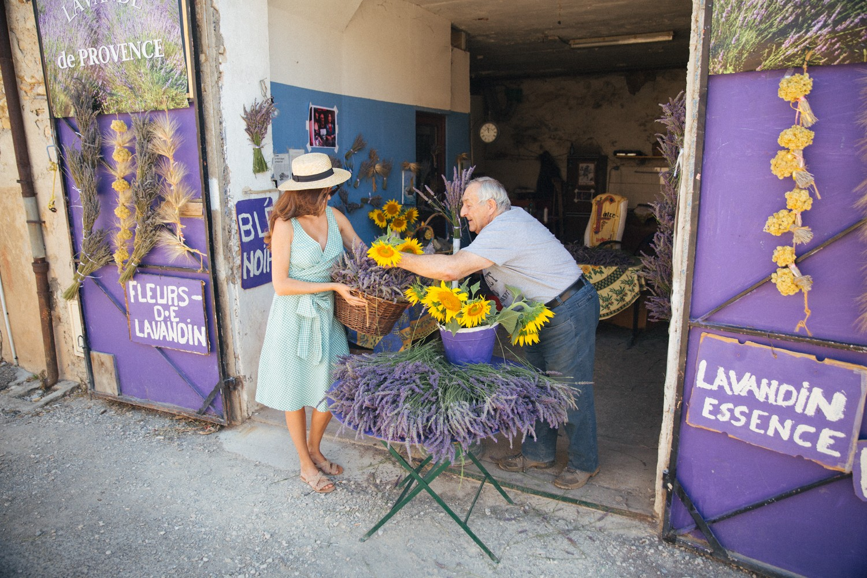 Lavender in Provence-12