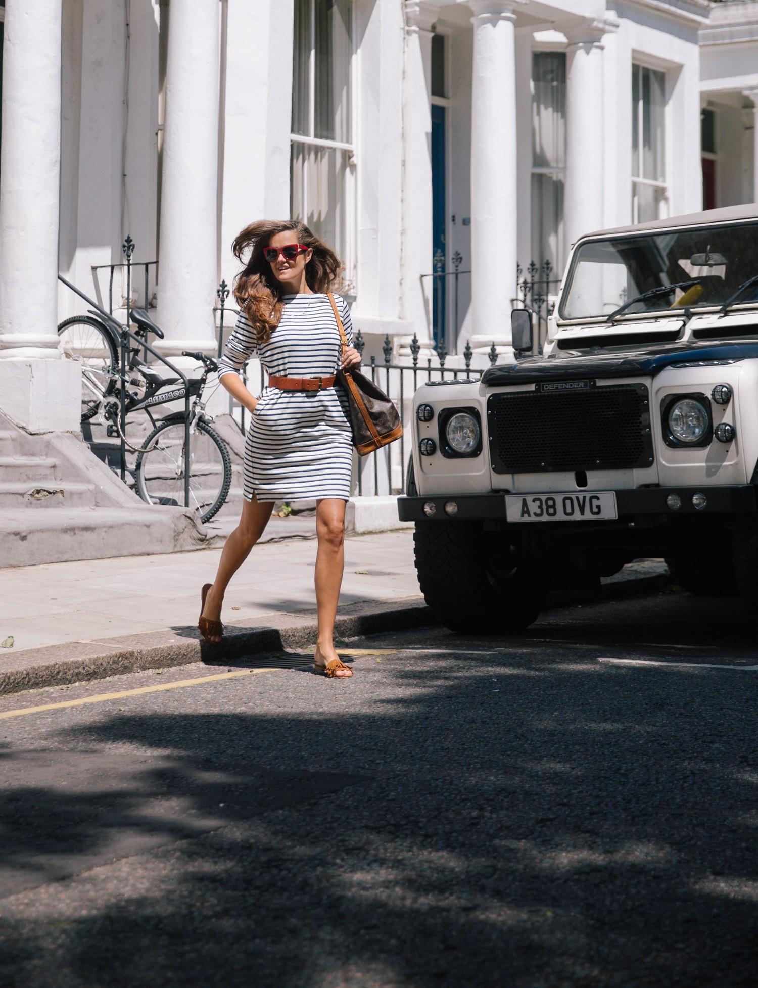 Notting Hill Stripes -1