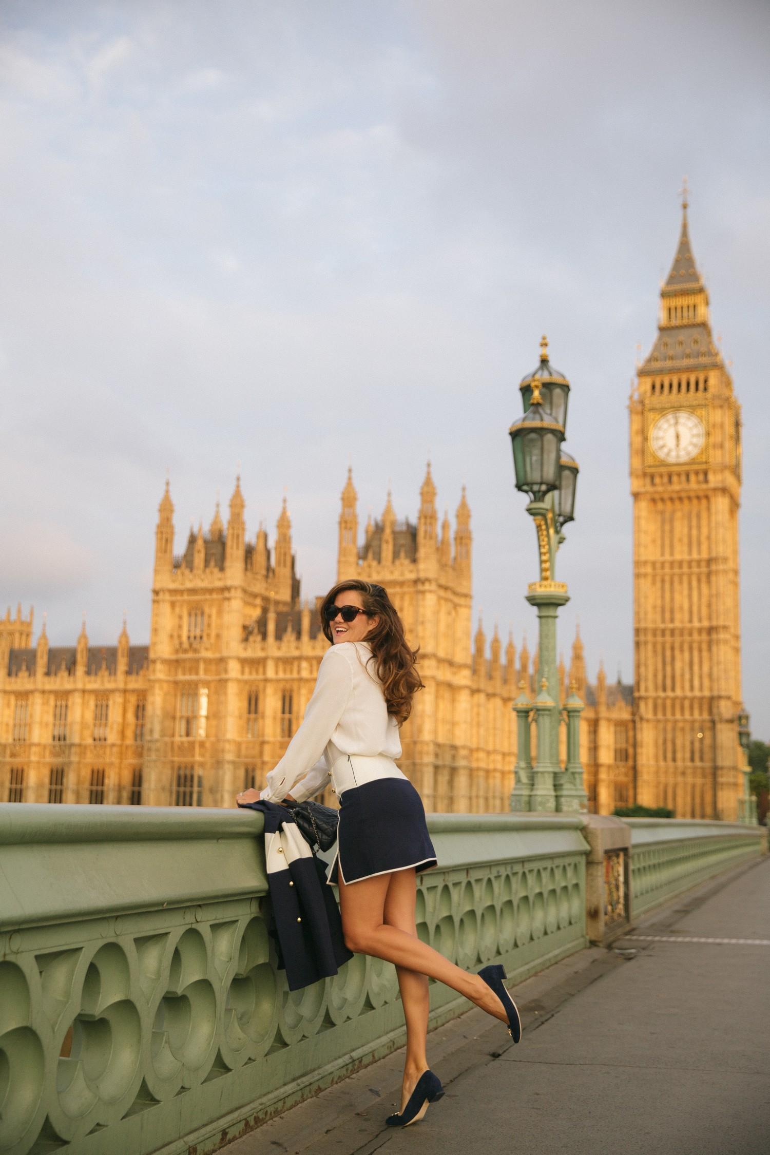 Sunrise Tour of London