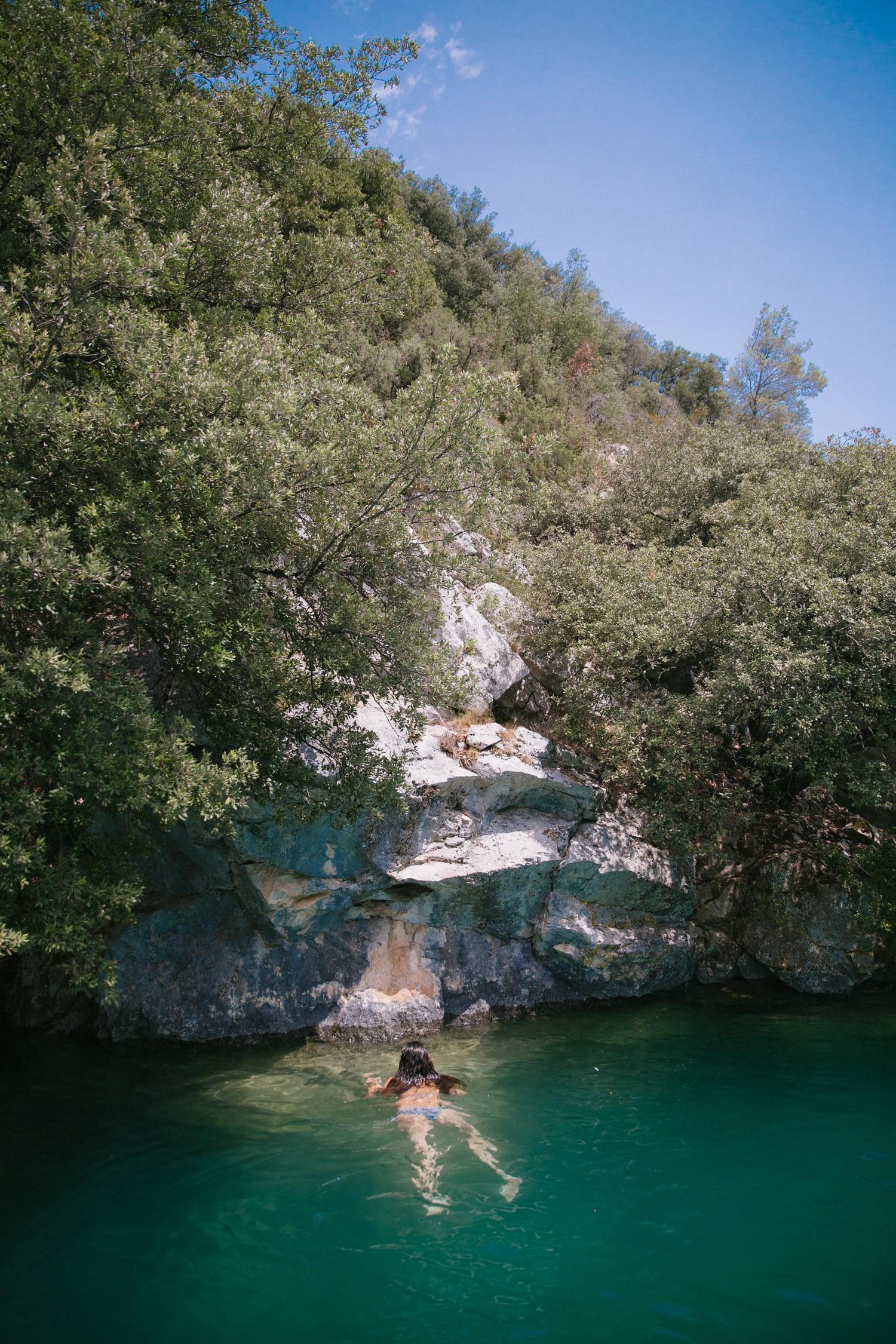 Esparron de Verdon, Provence-10