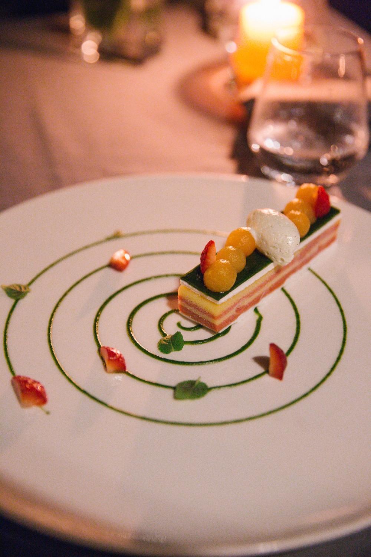 Michelin Starred Dinner in Corsica