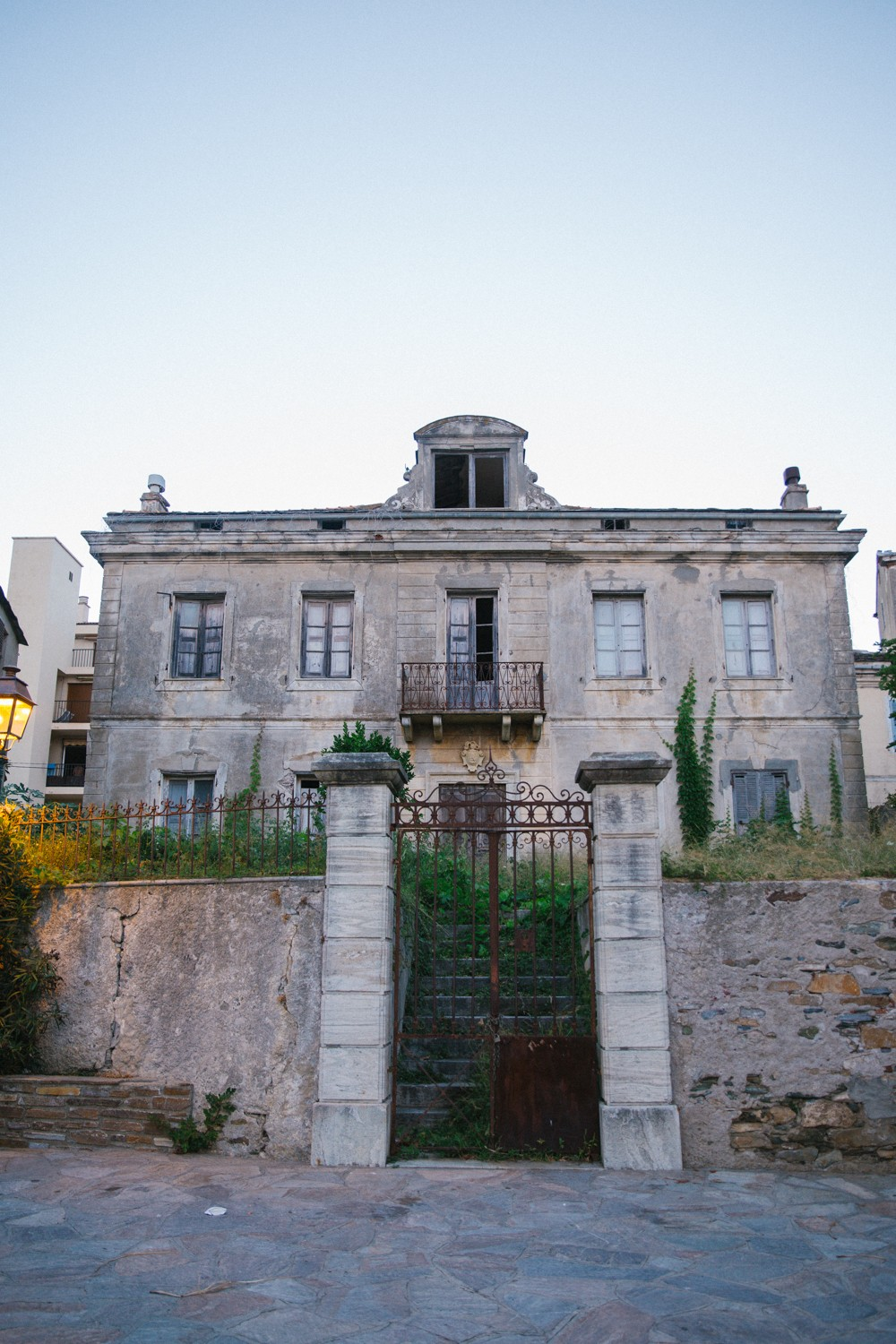 Abandonned House in Corsica