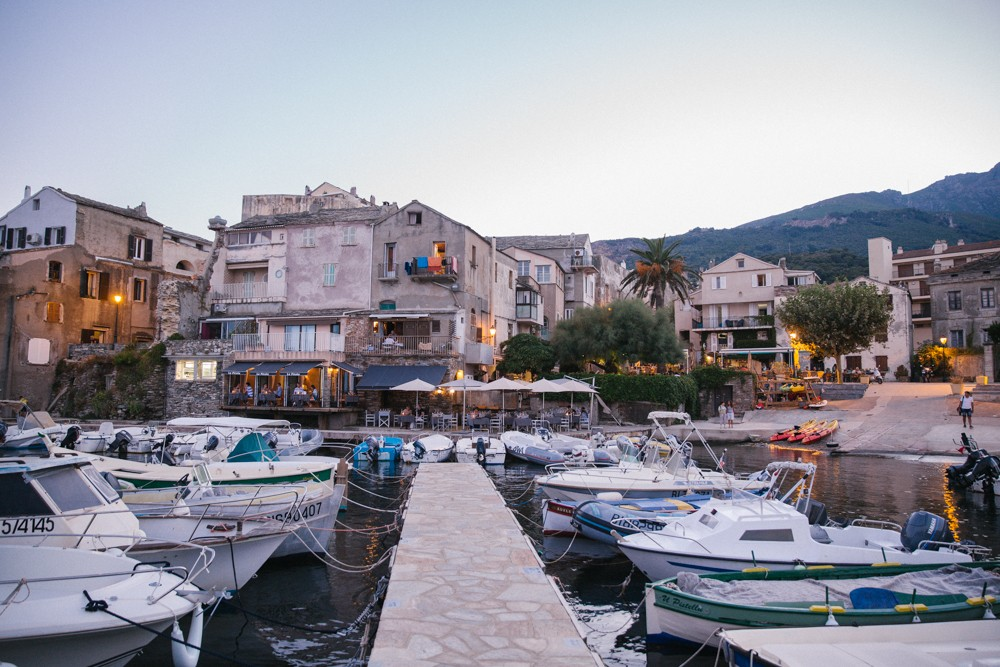 Old Village in Corsica