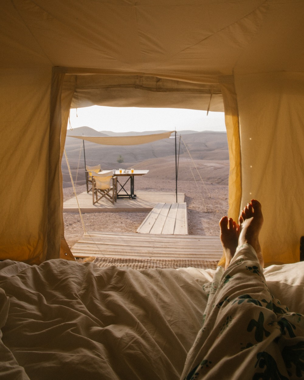Glamping Morocco