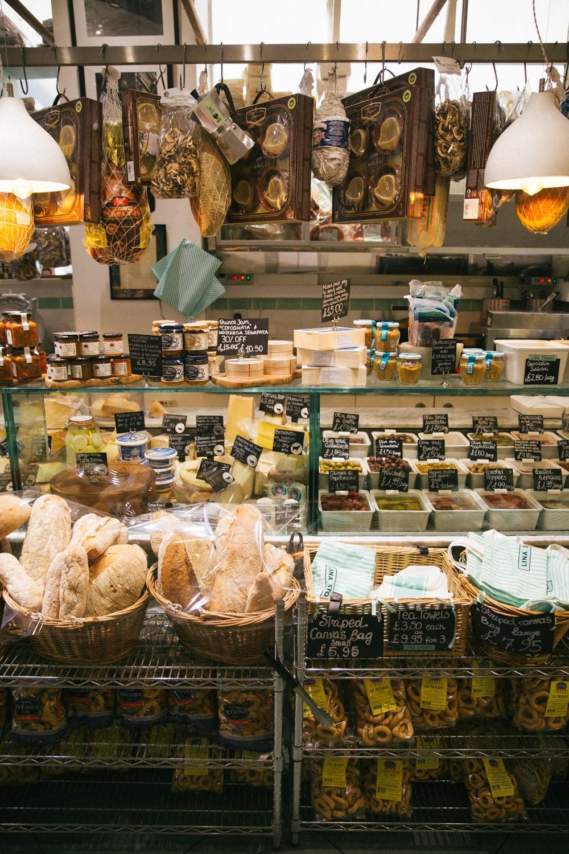 Italian Goodies in Soho Deli