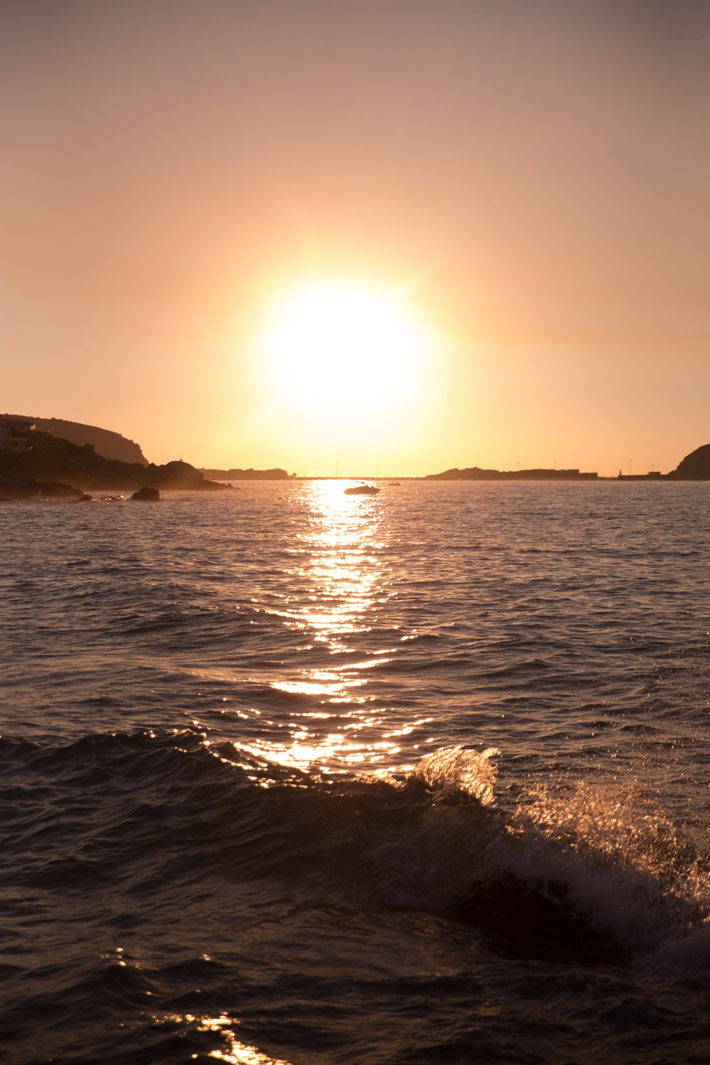 Sunset in Corsica-18