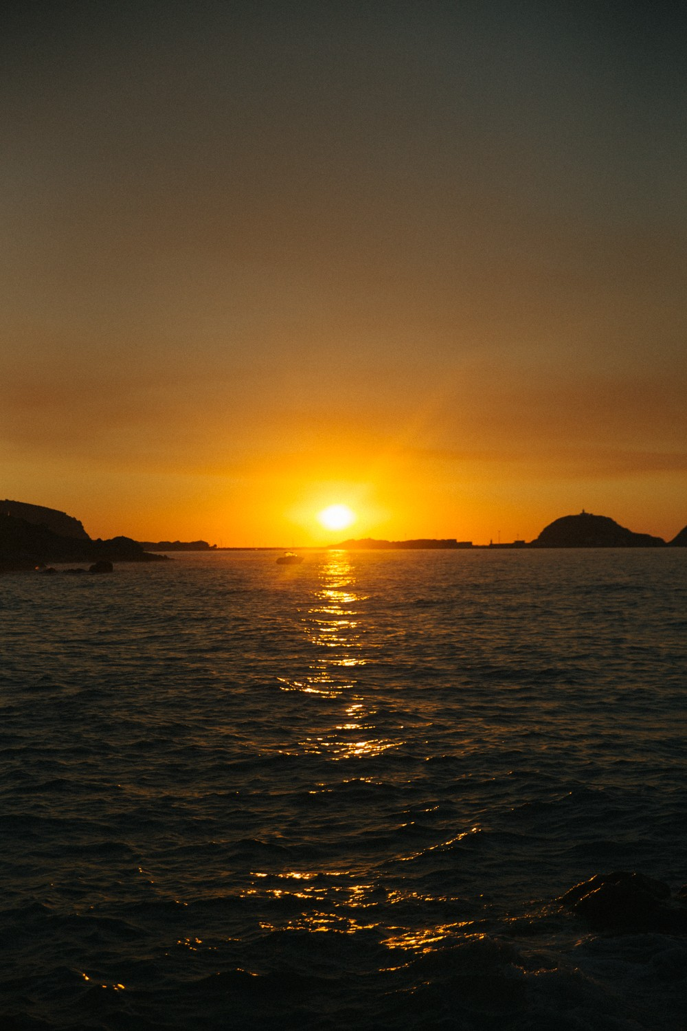 Sunset in Corsica-19