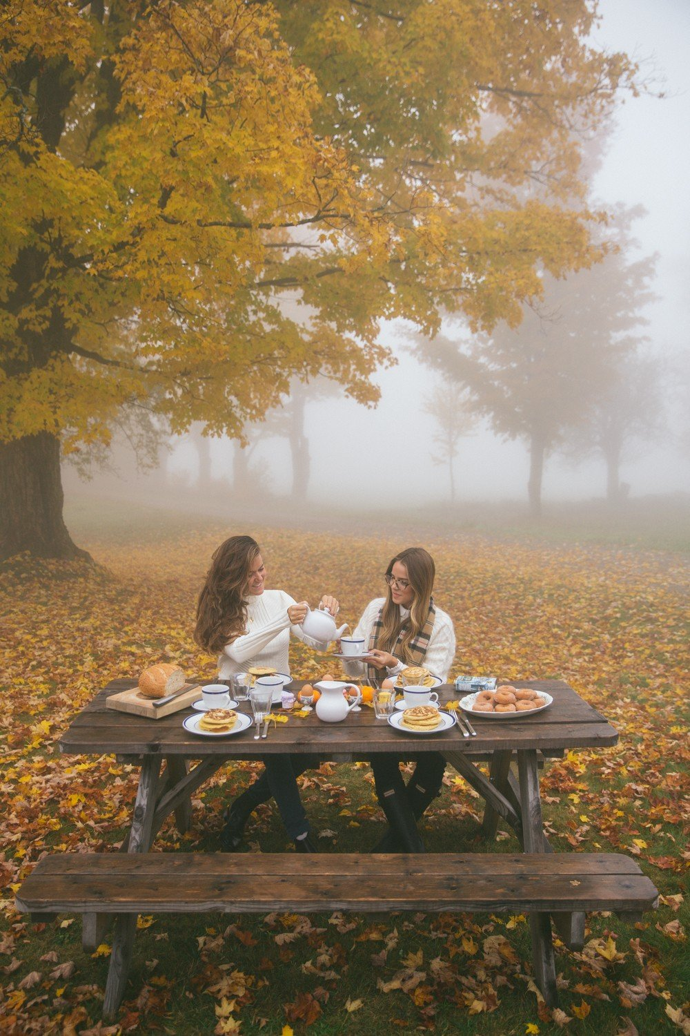 Picnics with your bestie