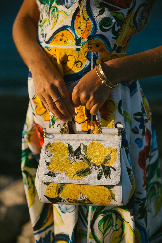 When life gives you lemons, buy a handbag. You'll feel better!
