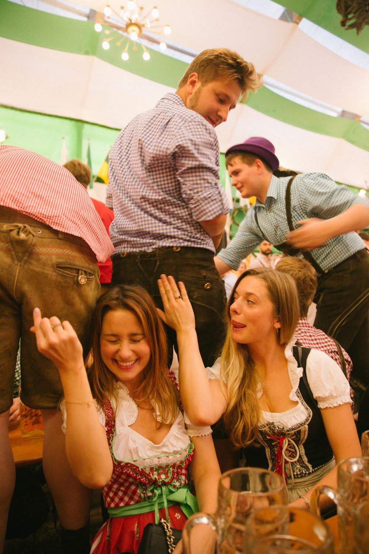 Oktoberfest Erotik