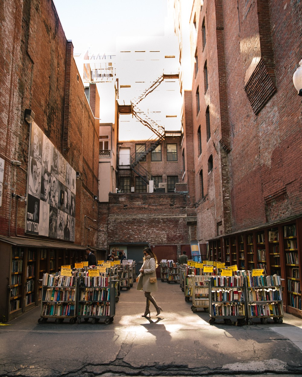 Brattle Bookshop, Boston