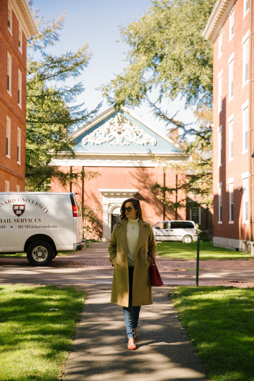 Exploring Harvard