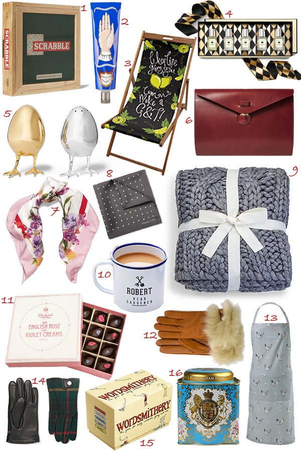 Gifts for the silver fox in your life