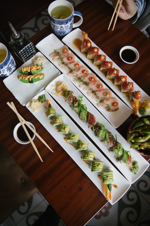 Best sushi in Chelsea