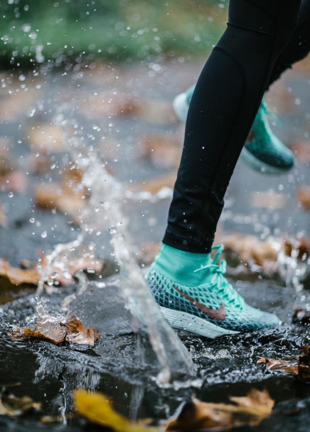Nike waterproof trainers