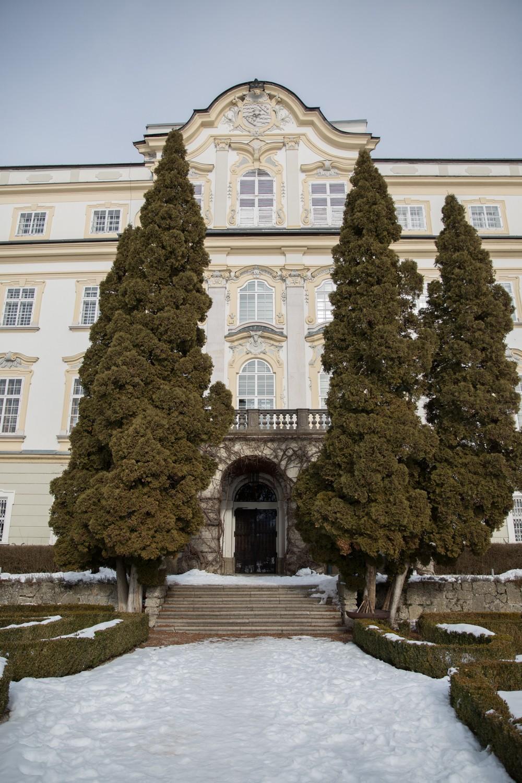 Schloss Leopoldskron Salzburg The Londoner