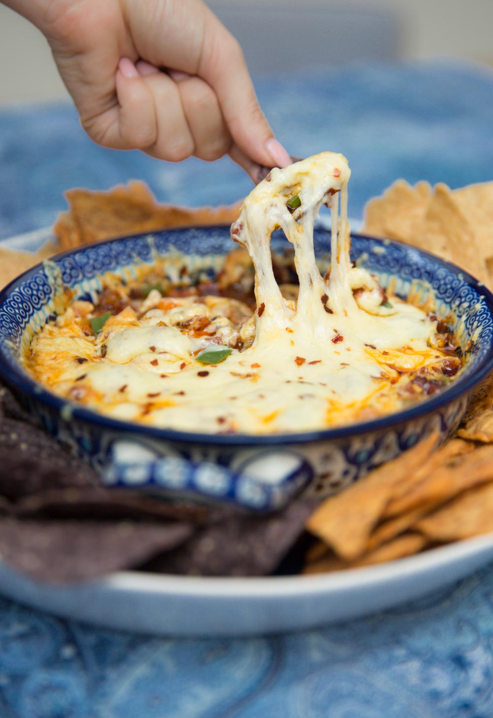 The Londoner » Queso Fundido