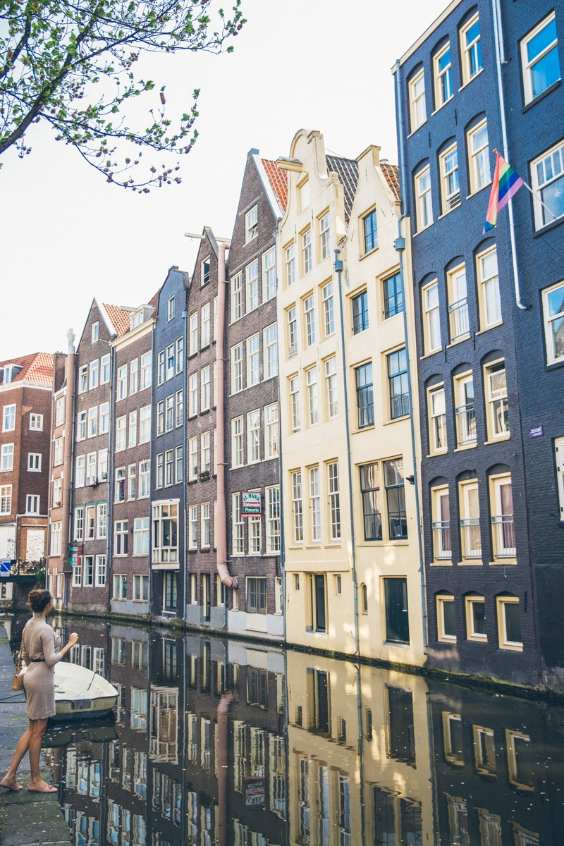 Where to take pictures in Amsterdam