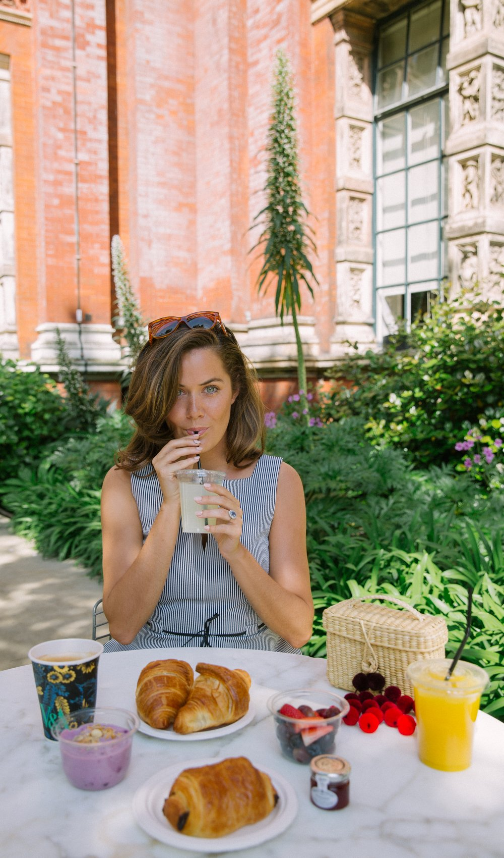 Who needs breakfast at Tiffany's when you can have breakfast at the V&A museum?