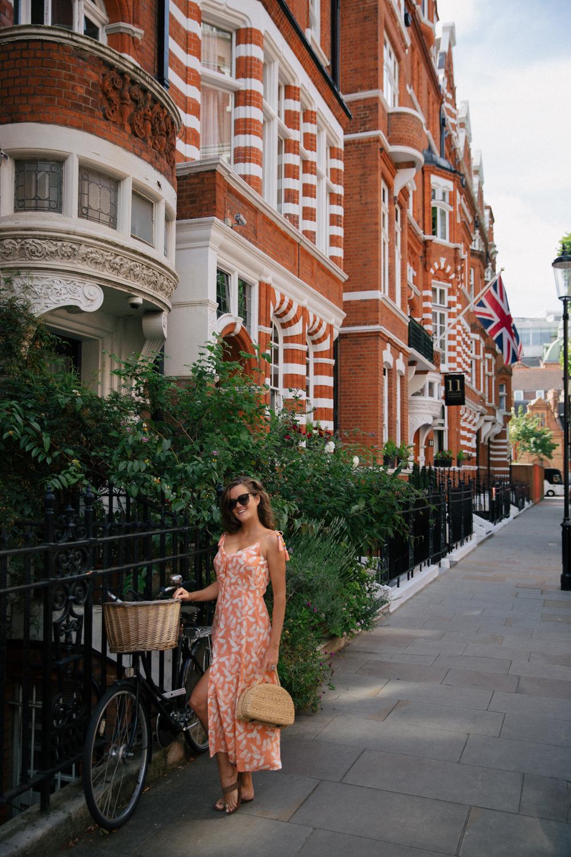 Summer in London