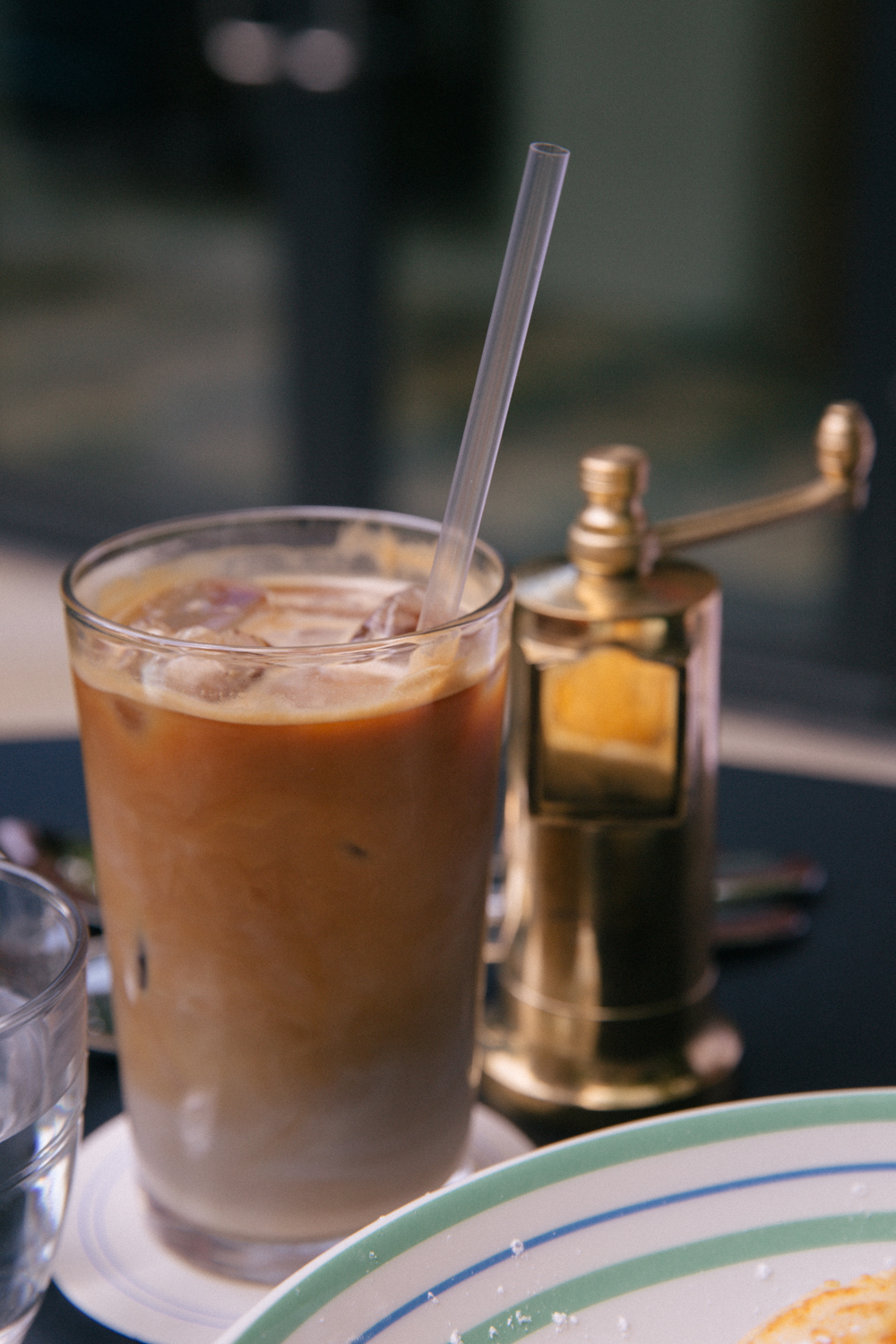 Iced latte of dreams