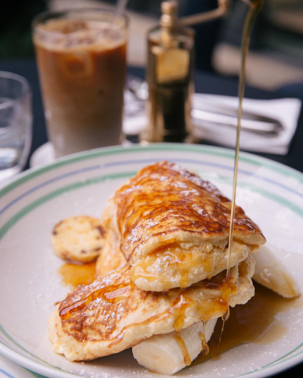 Pancakes in Chelsea
