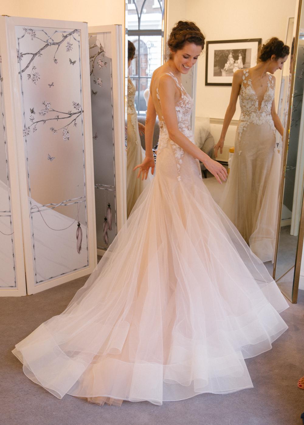 The Londoner » Wedding Dress Shopping, London