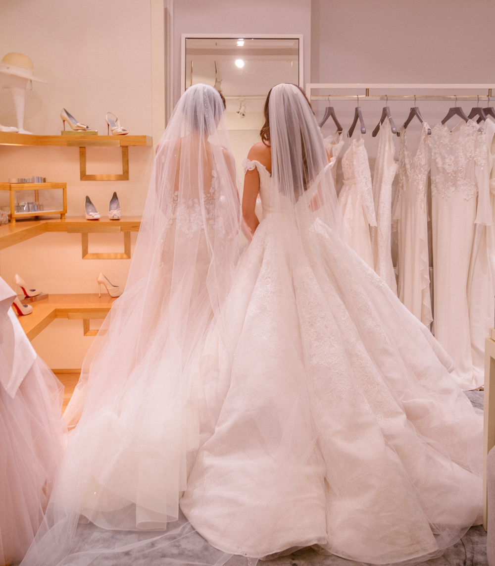 The Londoner » Wedding Dress Shopping, London