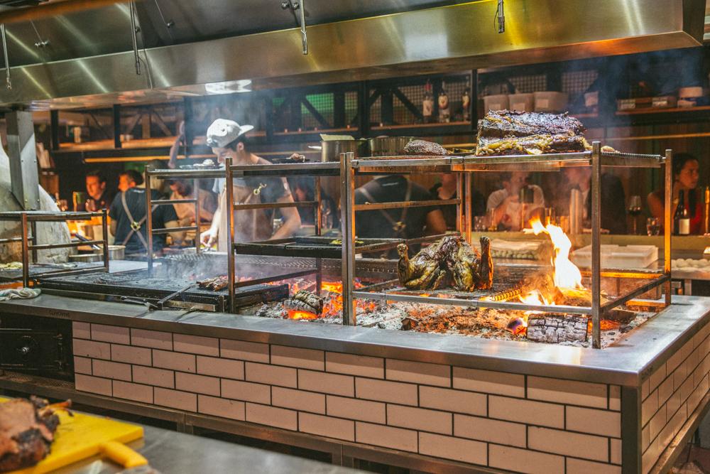 The londoner temper soho for Aladdin cuisine stoke
